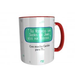 Taza Mug Cantante
