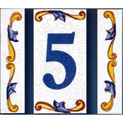 Azulejos Números